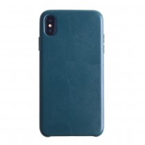 Кожаный чехол для iPhone XS Max, арт. 012237