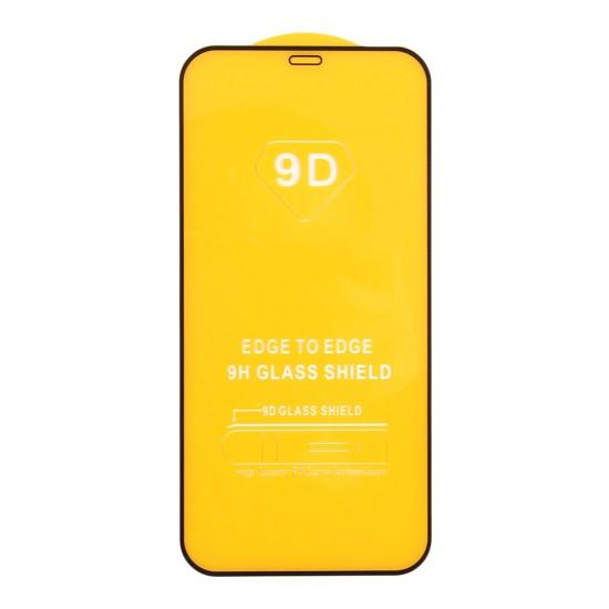 Защитное стекло Full Glue для iPhone 12 на полный экран, арт.010630