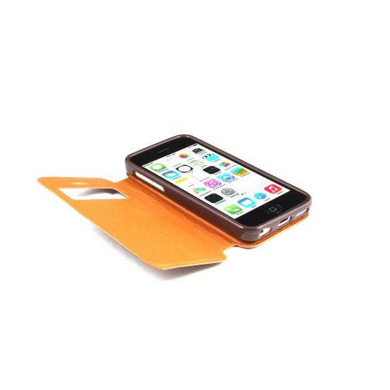 Футляр-книга Original Case для iPhone 5C, арт.006506