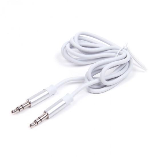 Aux аудио кабель iPhone/iPad/Samsung Galaxy LDNIO LS-Y02 1м, арт.010129