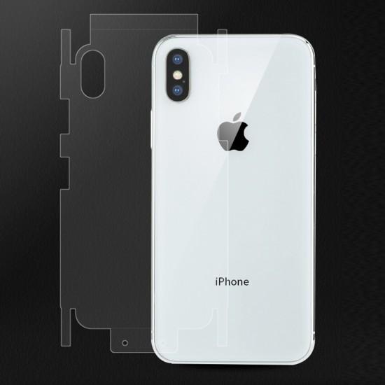 Набор защитных стекол 3 в 1 для iPhone X/XS, арт.011007