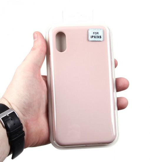 Панель Soft Touch для iPhone X, арт.007002