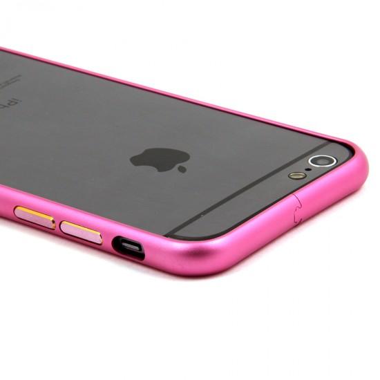 Бампер металлический Fashion Case для iPhone 6/6s, арт.008067