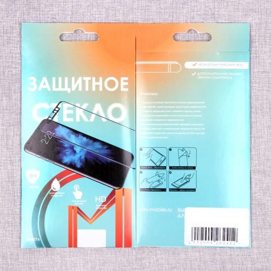 Защитное стекло 5D CM Premium Glass для iPhone X/XS на полный экран, арт.010571