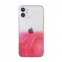 Силиконовый чехол Акварель для iPhone 12 Mini, арт. 011857