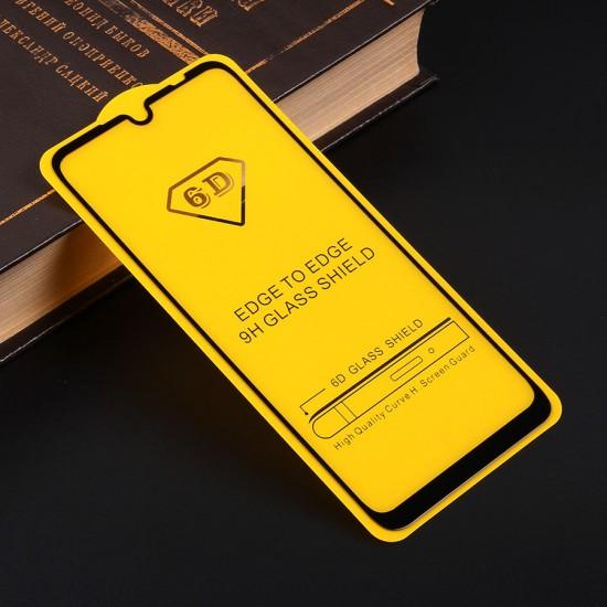 Защитное стекло Full Glue для Xiaomi Redmi Note 7 на полный экран, арт.010630