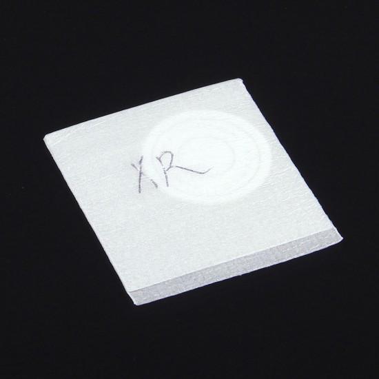 Защитное стекло на камеру для iPhone XR 0.3 mm, арт.011418