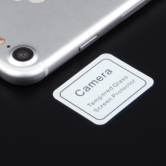 Защитное стекло на камеру для iPhone 7/8 0.3 mm, арт.011418