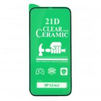 Стекло Ceramic iPhone 12/12 Pro противоударное, арт. 012537-1