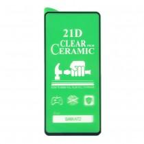 Стекло Ceramic Samsung Galaxy A72 5G противоударное, арт. 012537-1