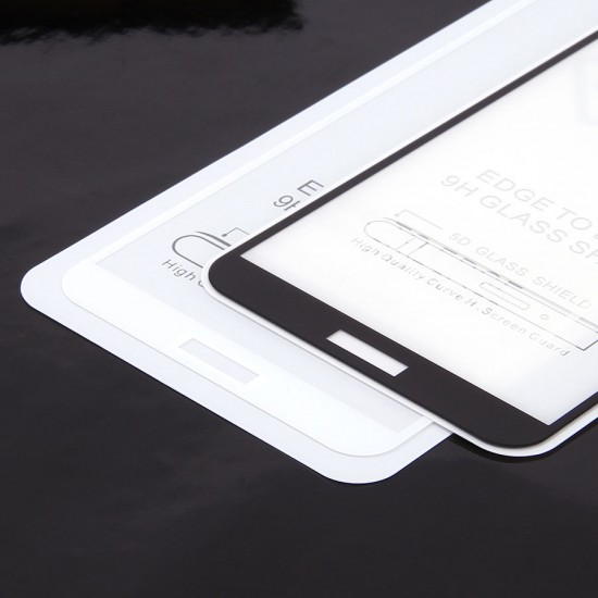 Защитное стекло Full Glue для Huawei Honor 7A Pro/Y6 Prime (2018) на полный экран, арт.010630