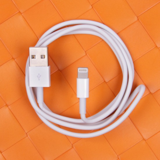 USB дата кабель для Apple iPhone 5/5S/6/6+/iPad ААА класс, арт.009272