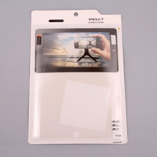 Защитная пленка матовая Stickscreen для iPad 2/3/4, арт.006835