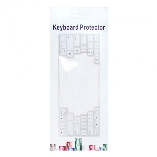 Накладка силиконовая для клавиатуры MacBook 12