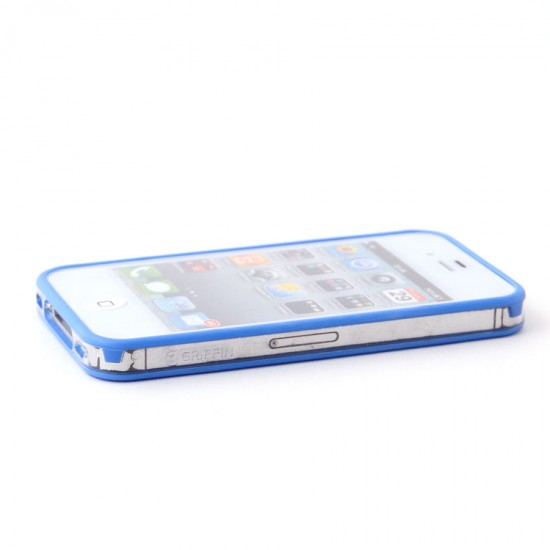 Бампер для iPhone 4/4S, арт.003271-4