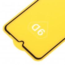 Защитное стекло Full Glue для Huawei Honor 9A  на полный экран, арт.010630