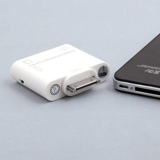 Комплект для подключения камеры к iPad, арт.002061