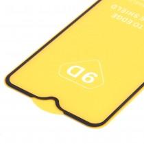 Защитное стекло Full Glue для Samsung Galaxy A01 на полный экран, арт.010630