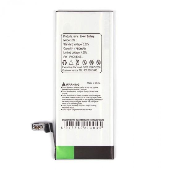 Аккумулятор BLT ААА класс для iPhone 6S 1750 mAh, арт.009356