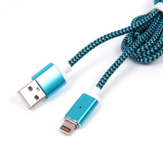 USB-Lightning дата кабель магнитный для iPhone, арт.009280